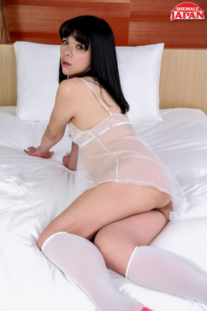 An Natsume Japanese Transsexual Girl