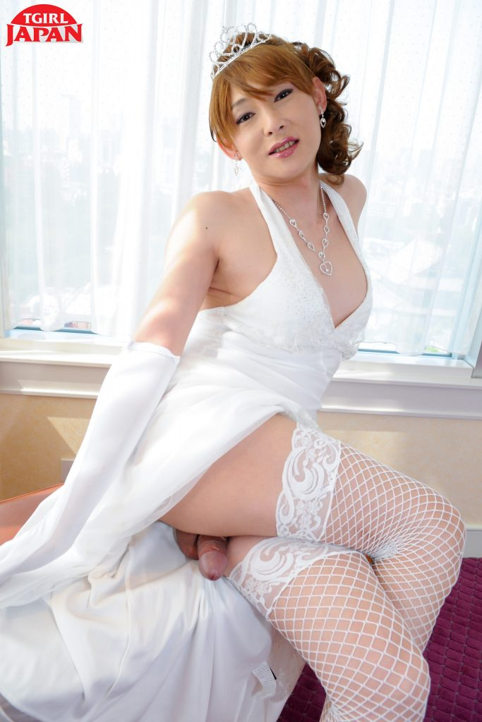 Aiko Japanese Transsexual Girl