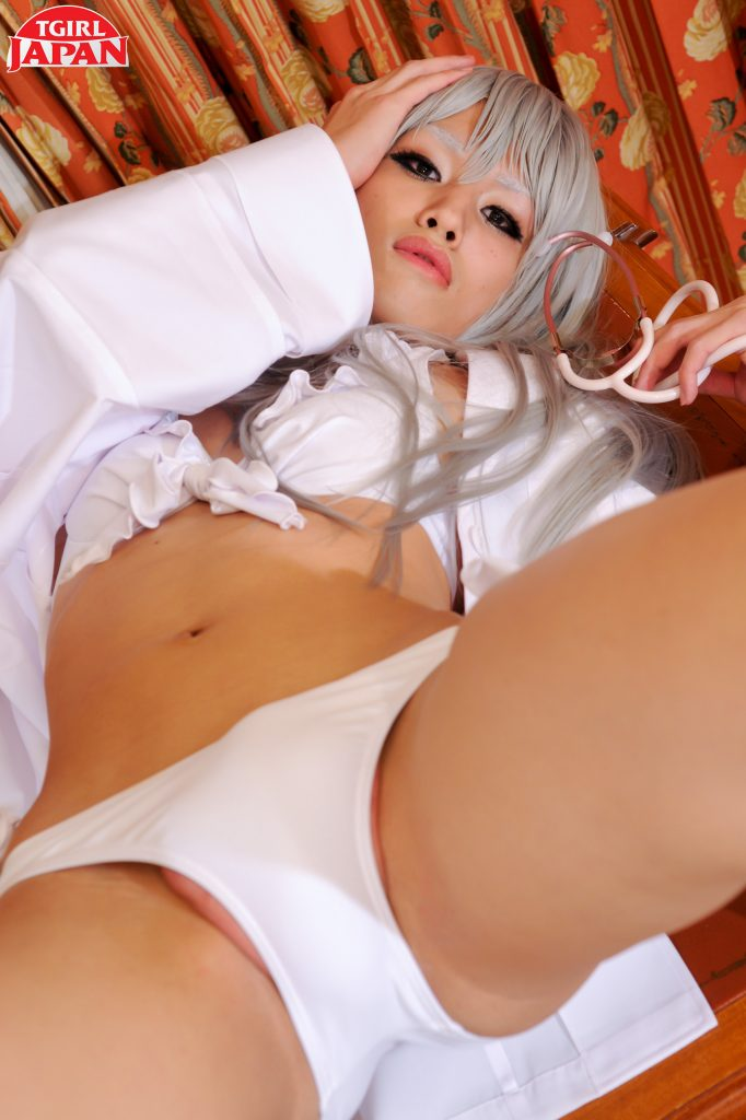 Kanato Japanese Transsexual Girl